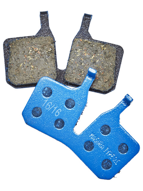 Magura 9.C Comfort Brake Pads for 4-piston MT disc brake blue/black